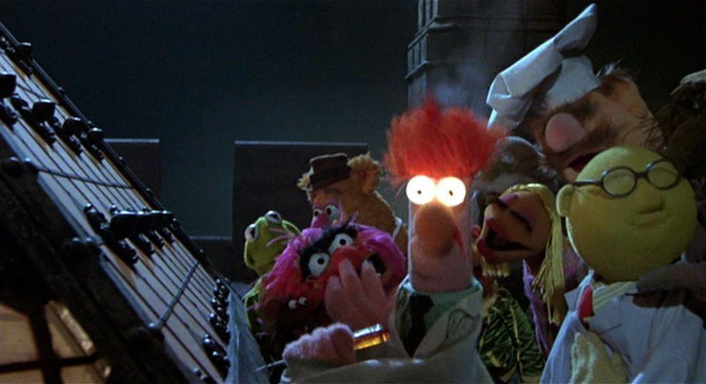 Beaker The Muppet Show Black 1920x1200 Wallpapers