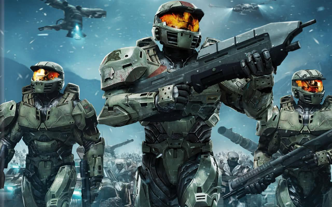 halo wars battles wallpaper - photo #19