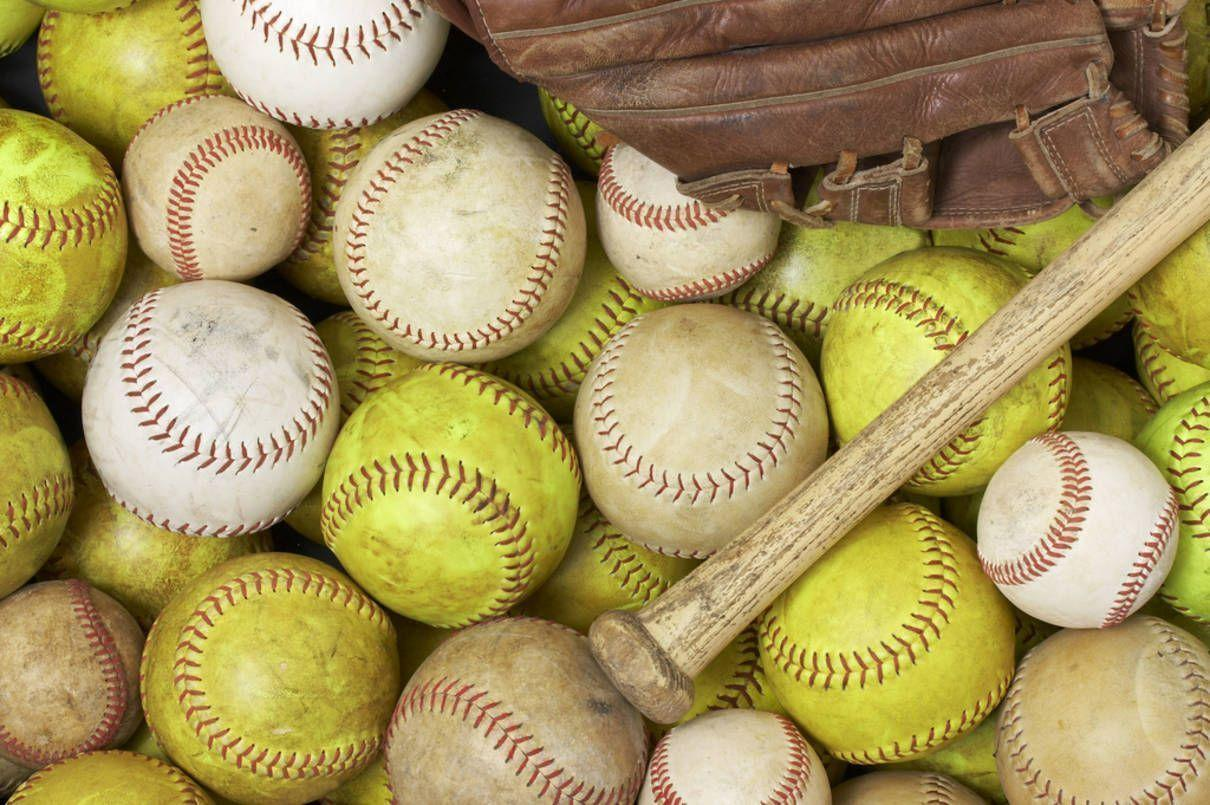 Softball Backgrounds For Computer: Baseball Desktop Backgrounds