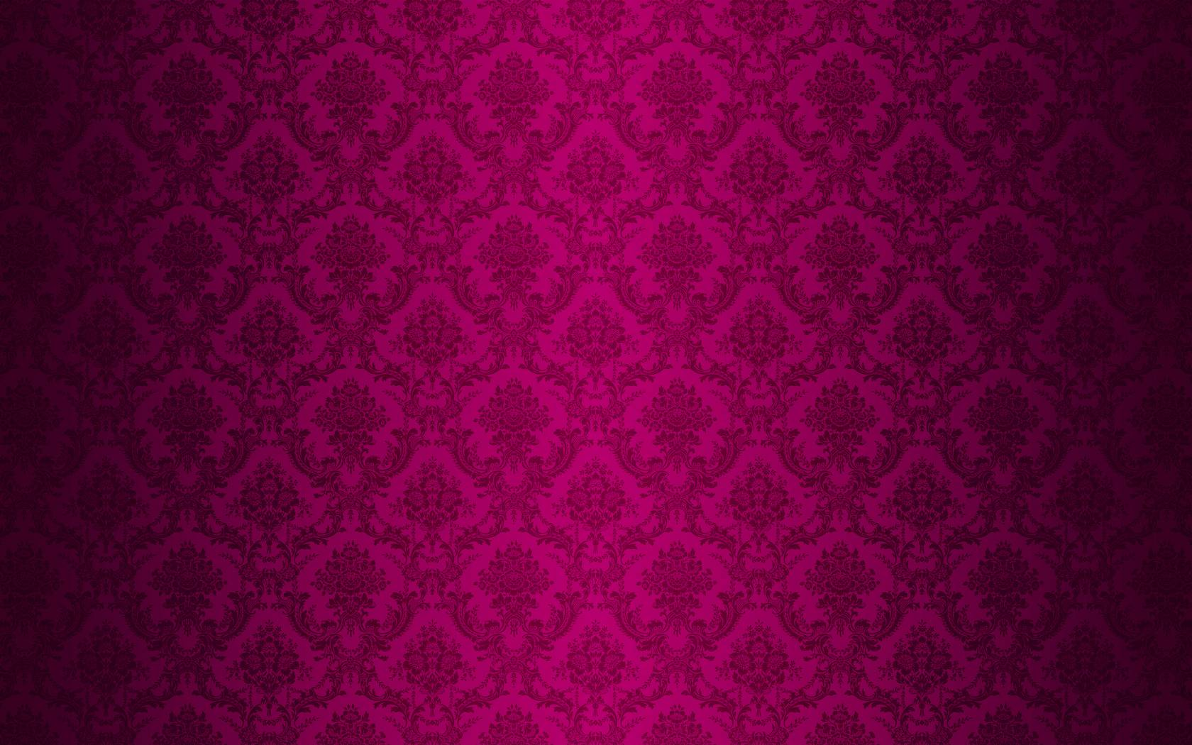 Wallpapers For Purple Damask Desktop Wallpaper