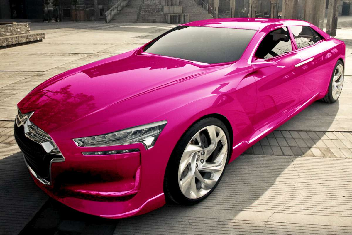 Pink Cars Wallpapers Wallpaper Cave