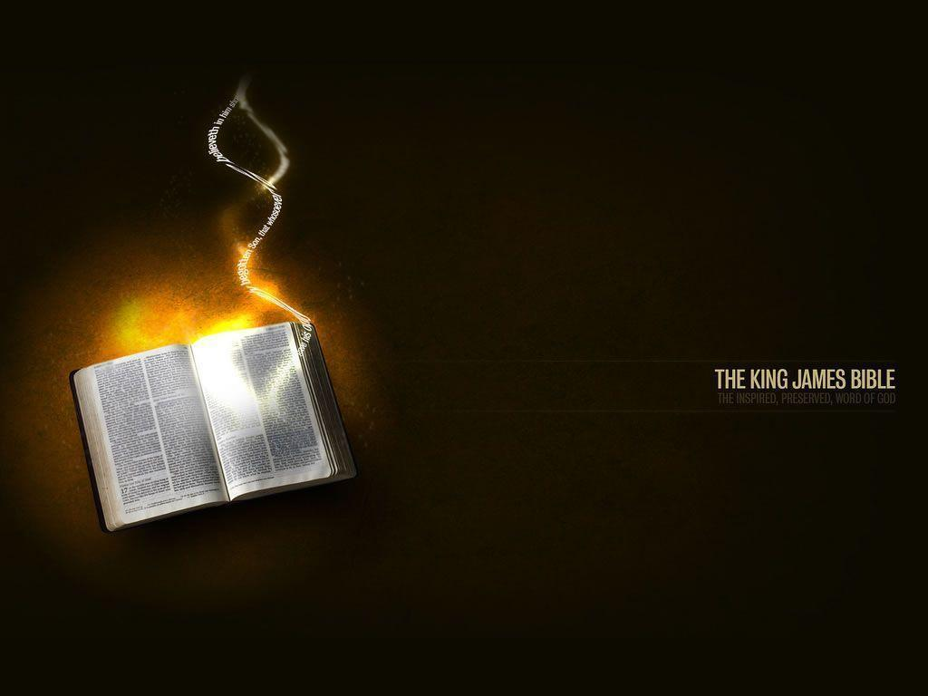 King James Bible Wallpaper - Christian Wallpapers and Backgrounds