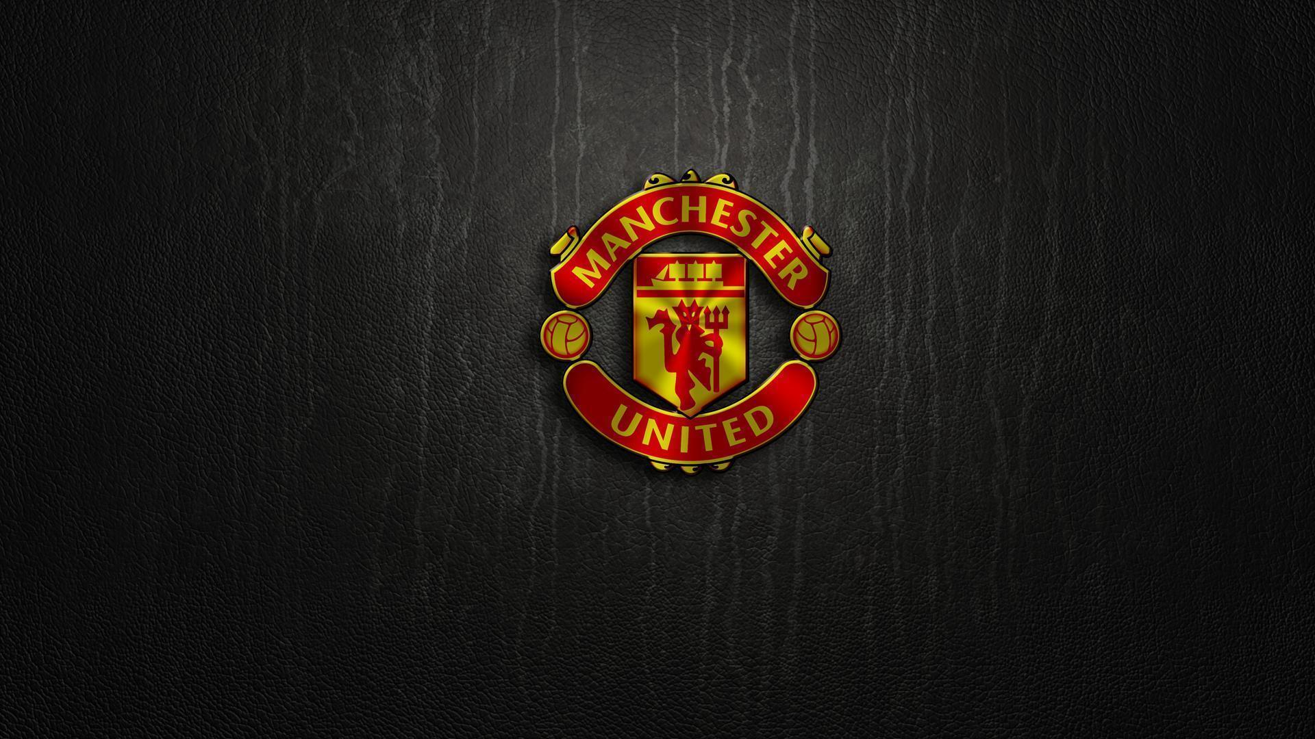 Manchester United Logo High Quality Photo Desktop Backgrounds Free