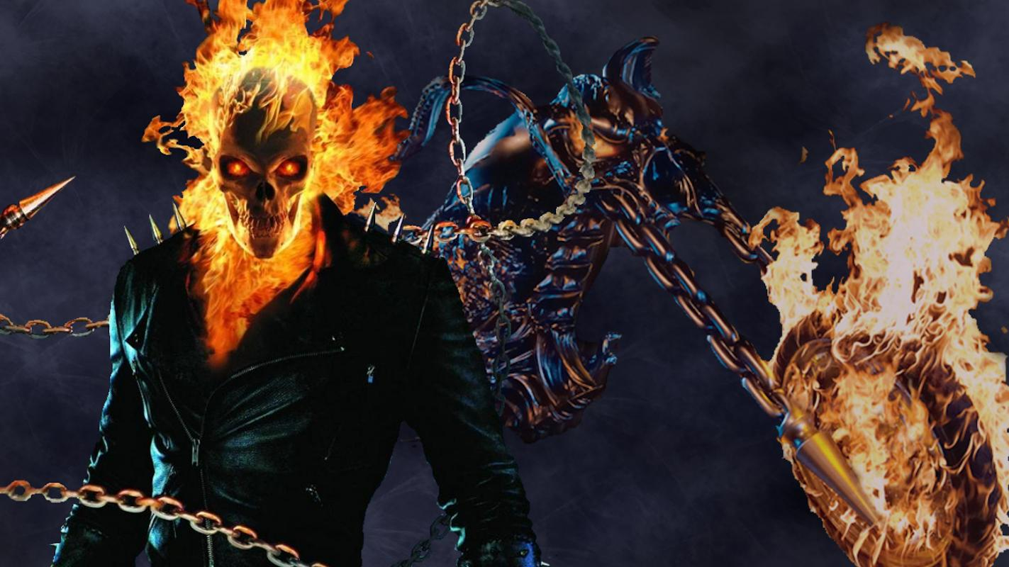 ghost rider desktop wallpapers - wallpaper cave
