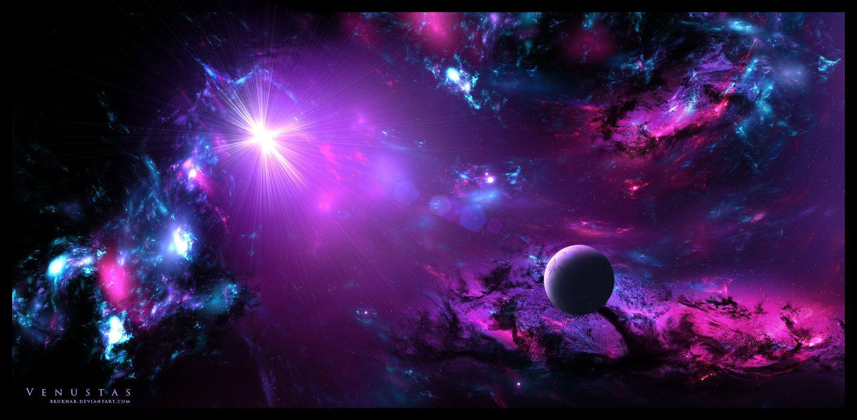 Space Fantasy Wallpapers - Wallpaper Cave