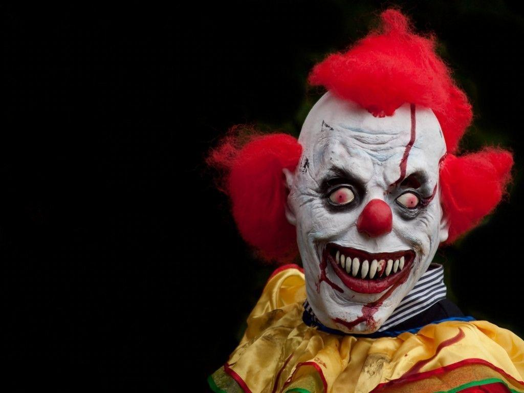 free evil clown wallpapers wallpaper cave