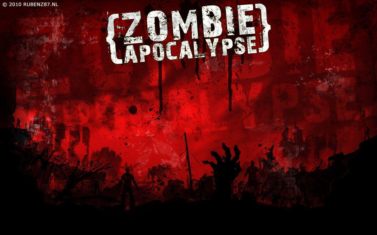 Wallpapers For > Zombie Apocalypse Wallpapers