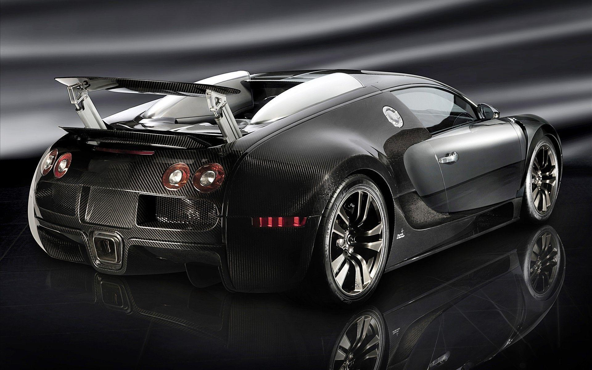 Sport Wallpaper Bugatti Veyron: Bugatti Veyron HD Wallpapers