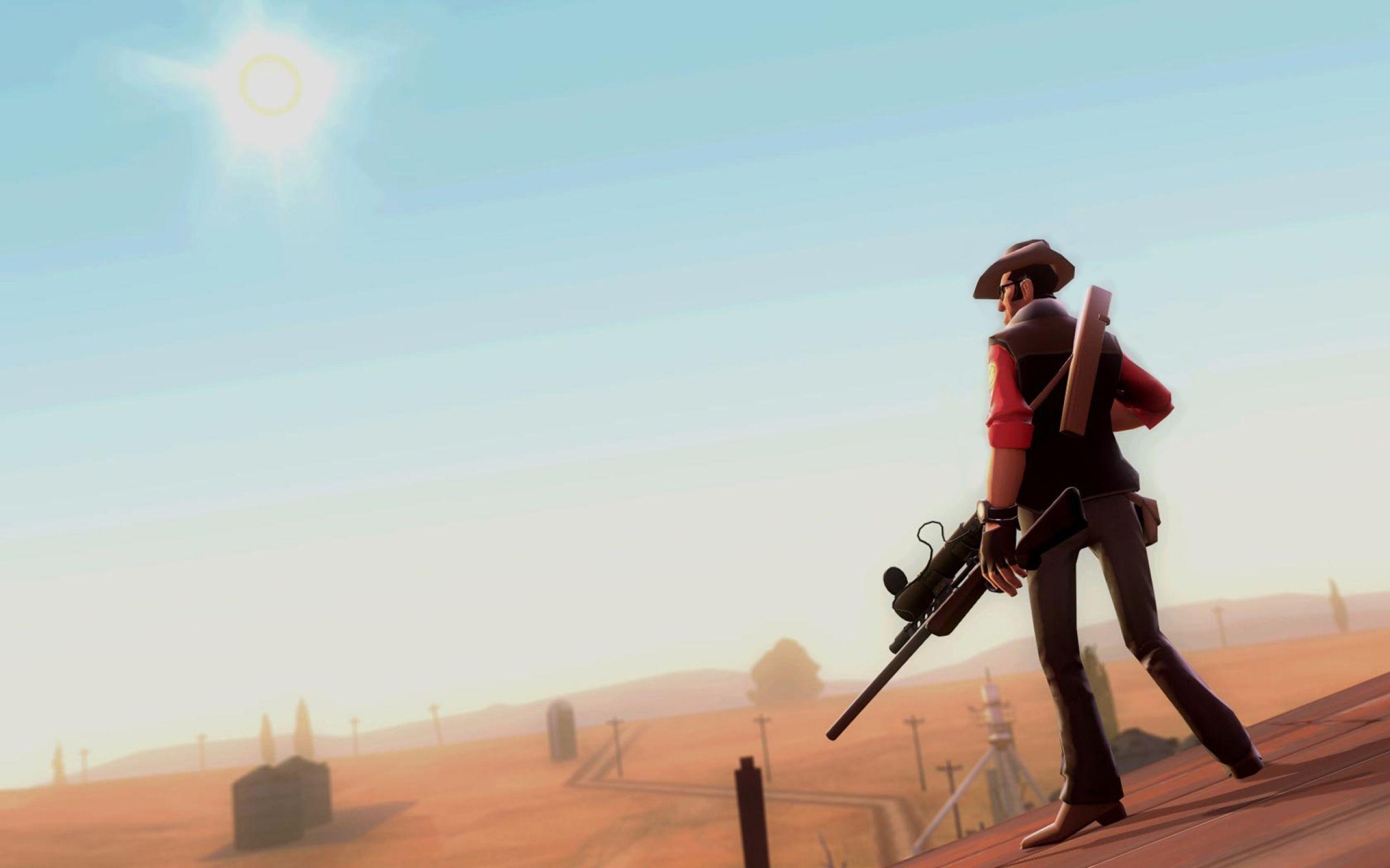 Team Fortress 2 2560x1600 Wallpapers