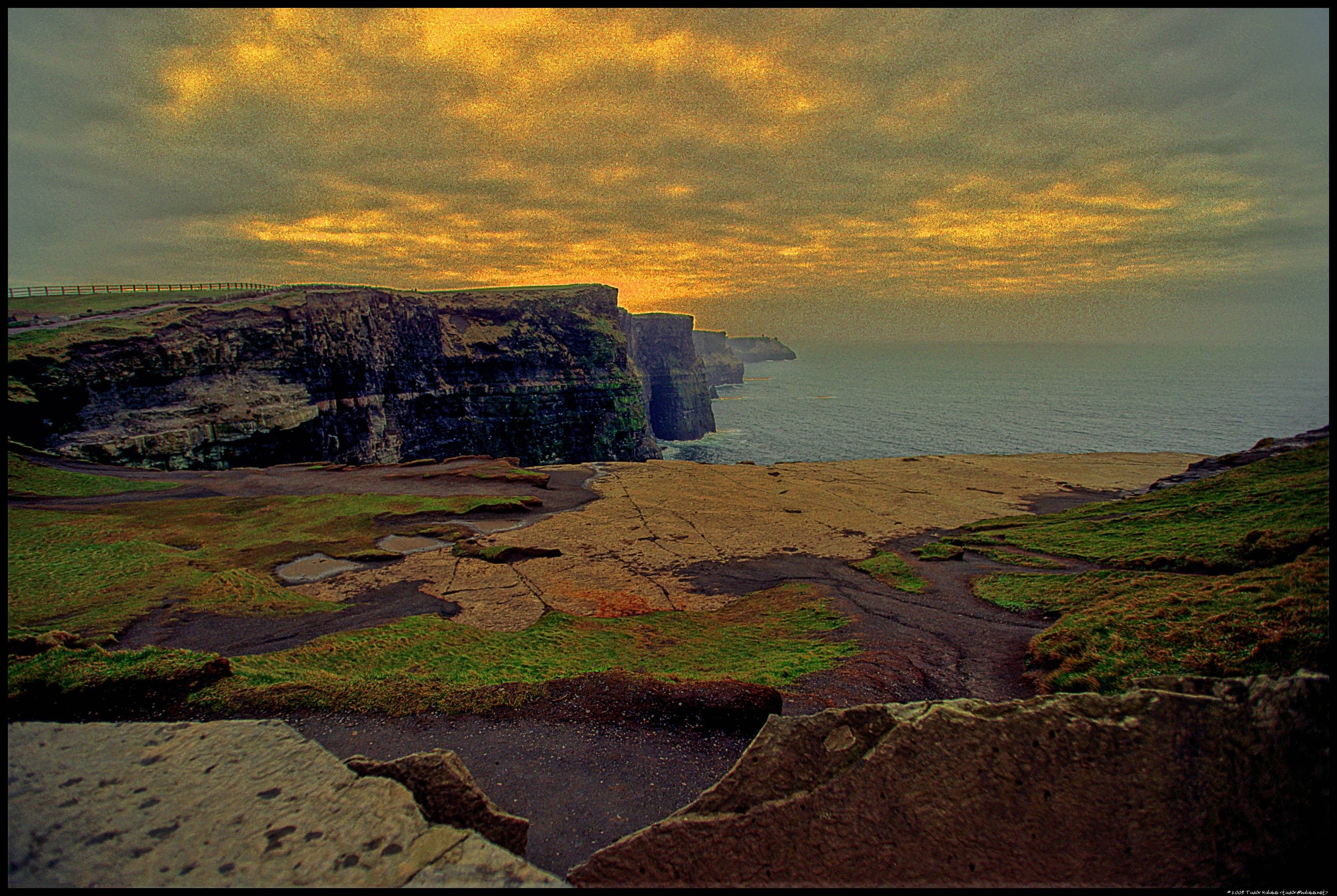 Cliffs Of Moher Wallpapers  Wallpaper Cave