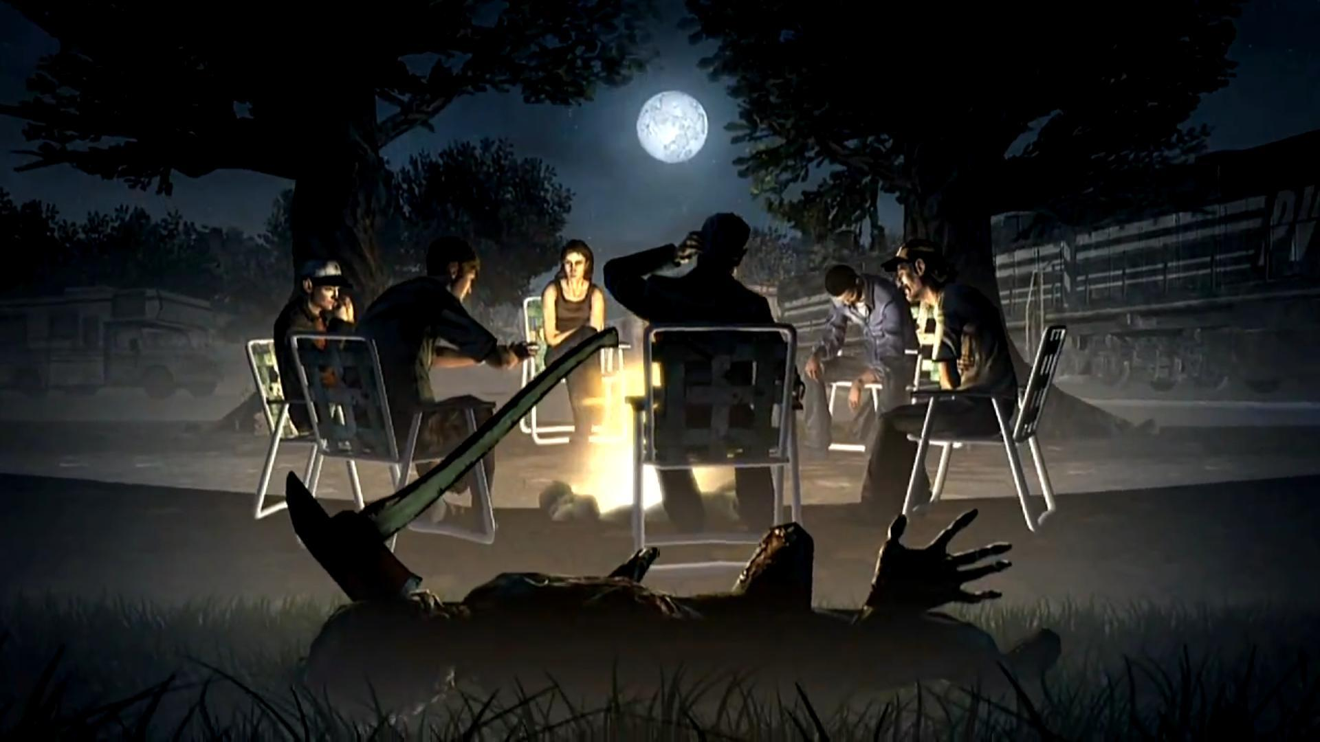 The Walking Dead Season 2 Game HD Wallpapers | Foolhardi.