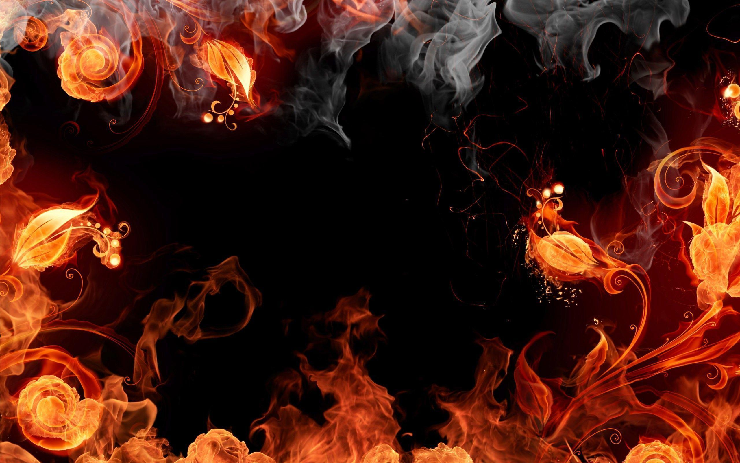 Flames Wallpapers Wallpaper Cave