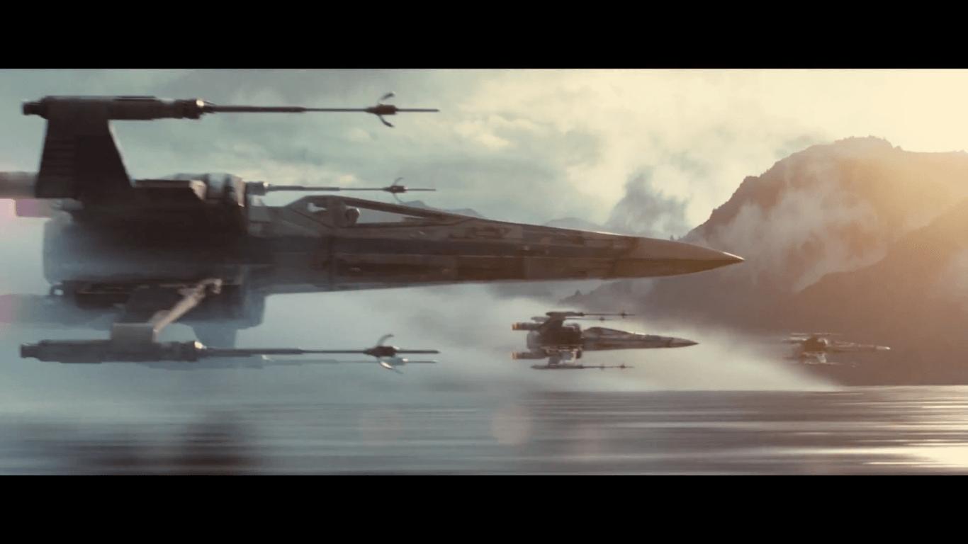 Daily hd wallpaper Star Wars Episode 7 Teaser Trailer Speeding X ..
