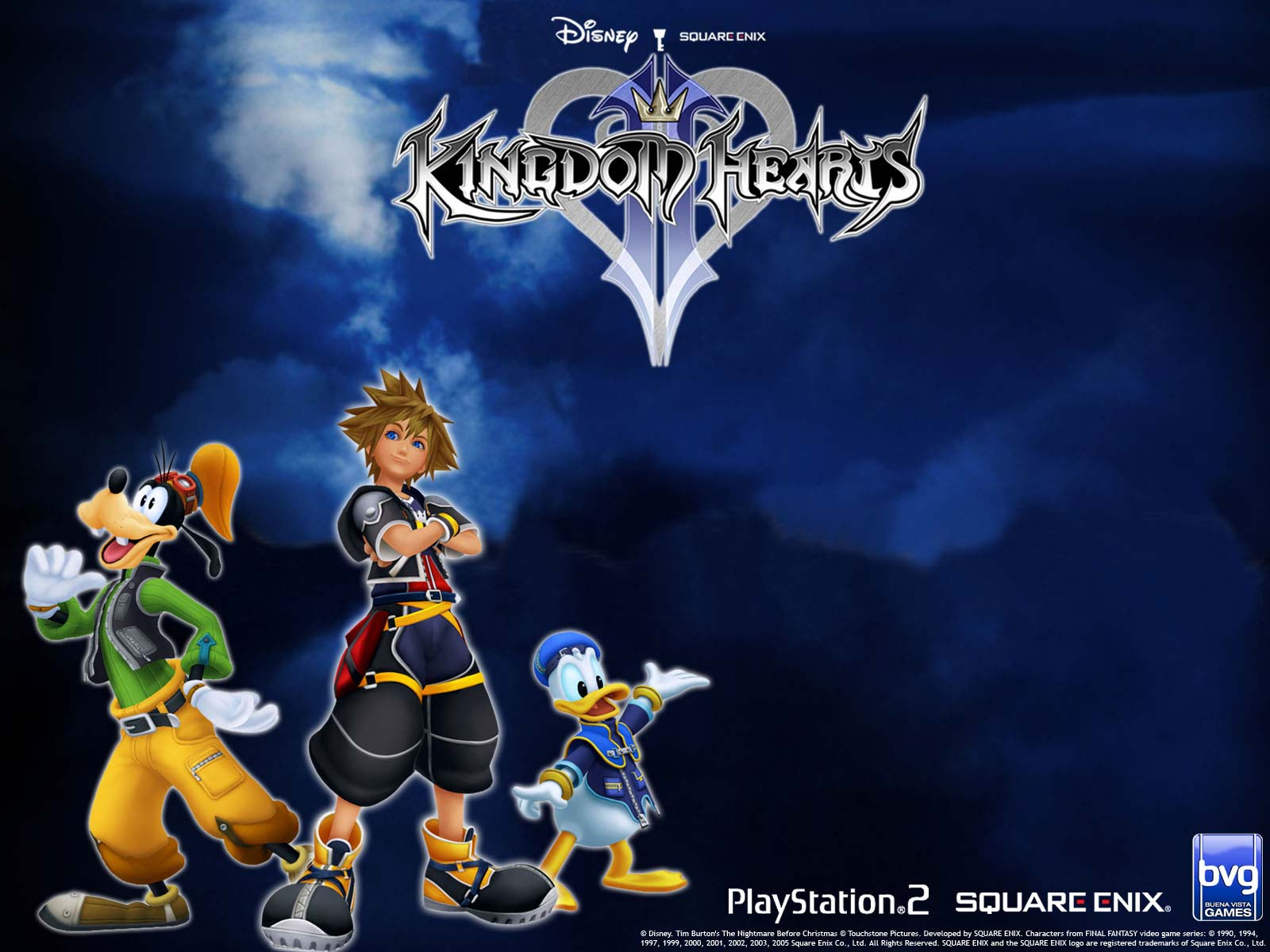 Free Kingdom Hearts Wallpapers - Wallpaper Cave
