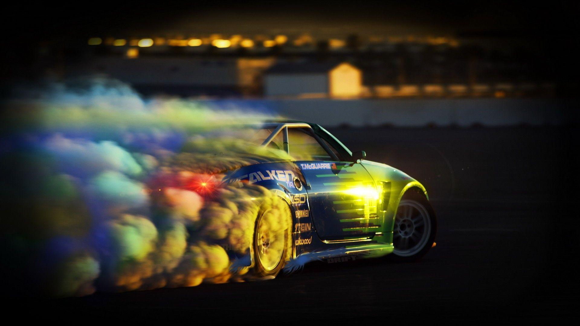 Full HD Wallpapers Cars – Drift Nissan Z Car Full Hd ...