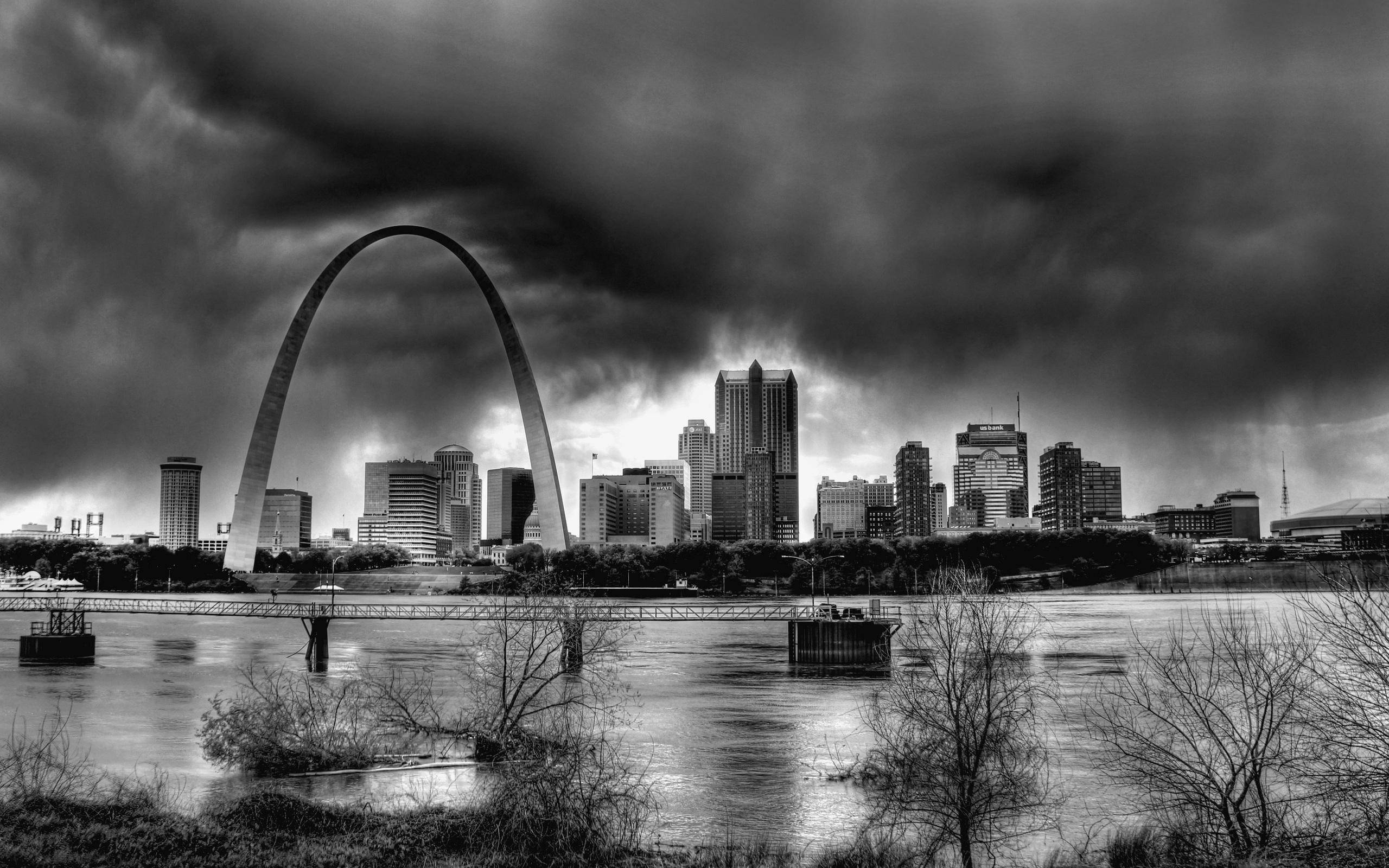 HD High Waters In St Louis Wallpaper