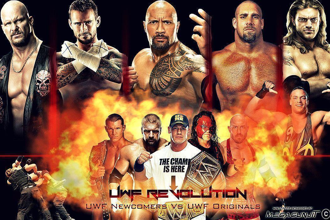 HD WWE Wallpapers
