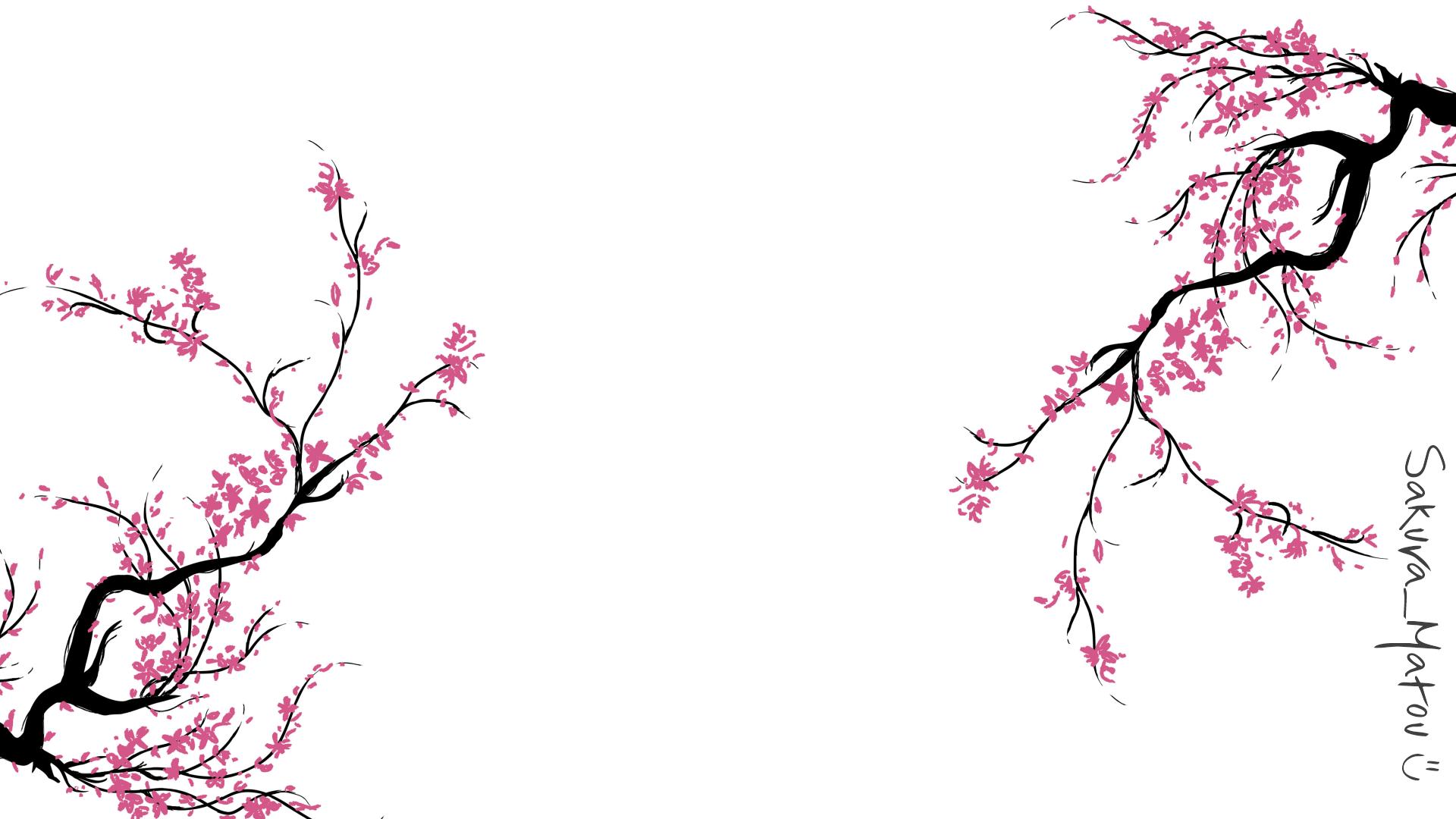 Sakura Backgrounds - Wallpaper Cave