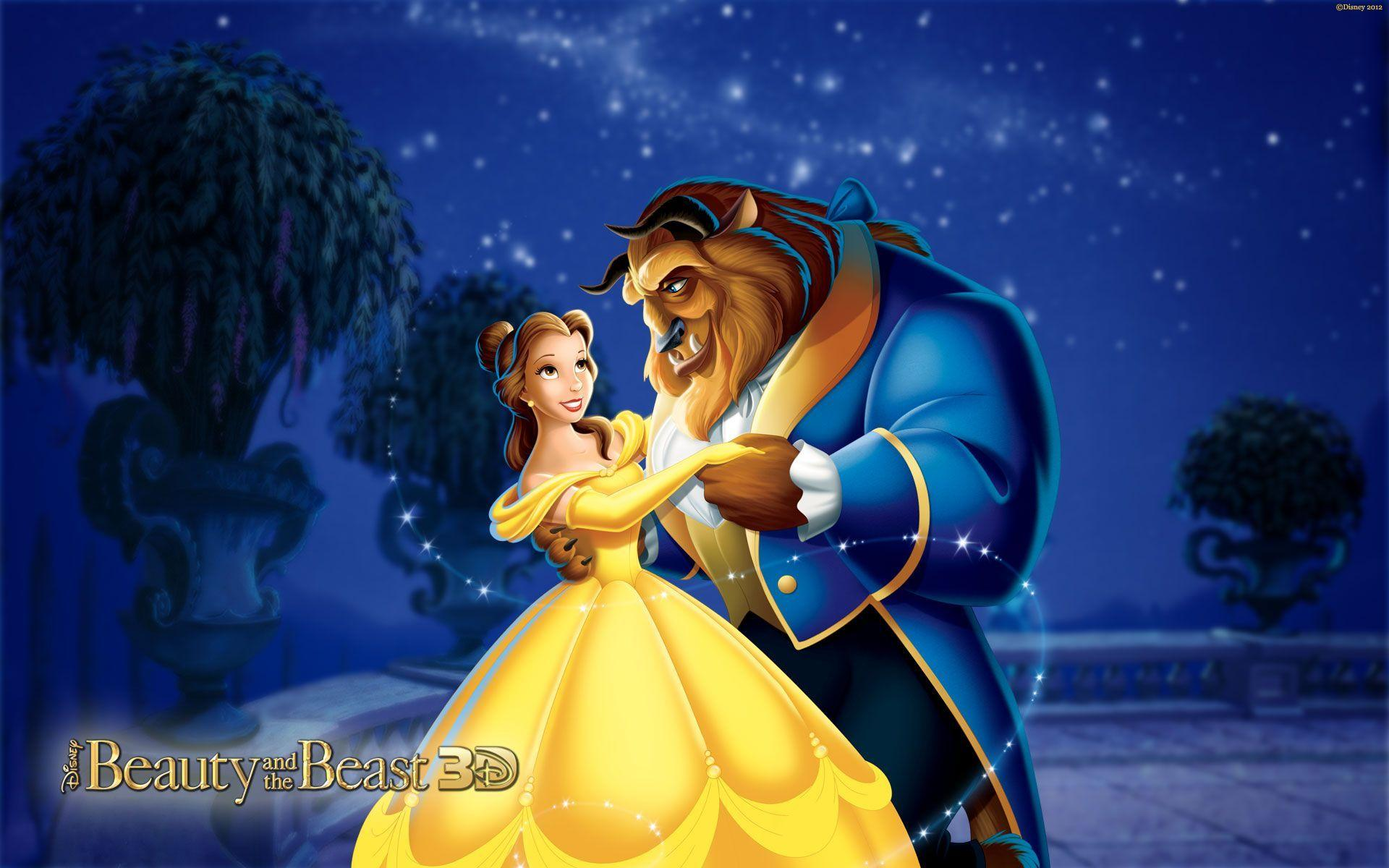 Beauty And The Beast Wallpapers Hd Wallpapers Inn