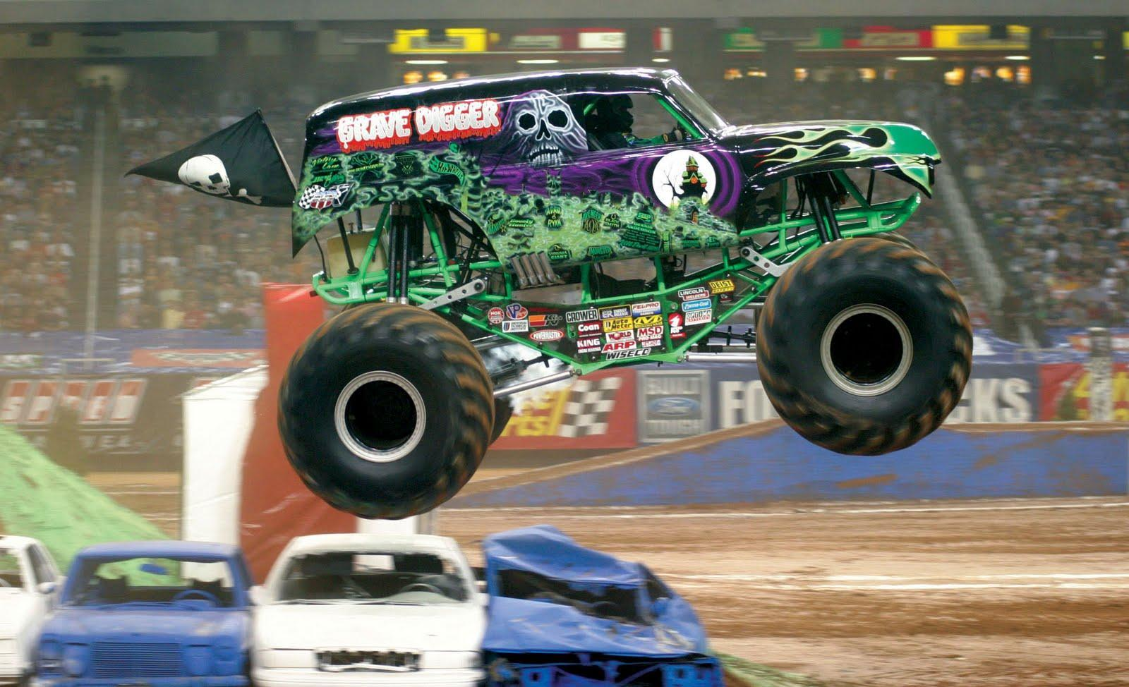 Grave Digger Wallpapers Wallpaper Cave