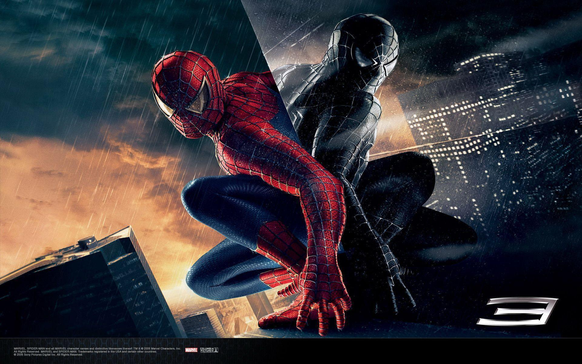 Spider-Man 3 Wallpapers - Wallpaper Cave