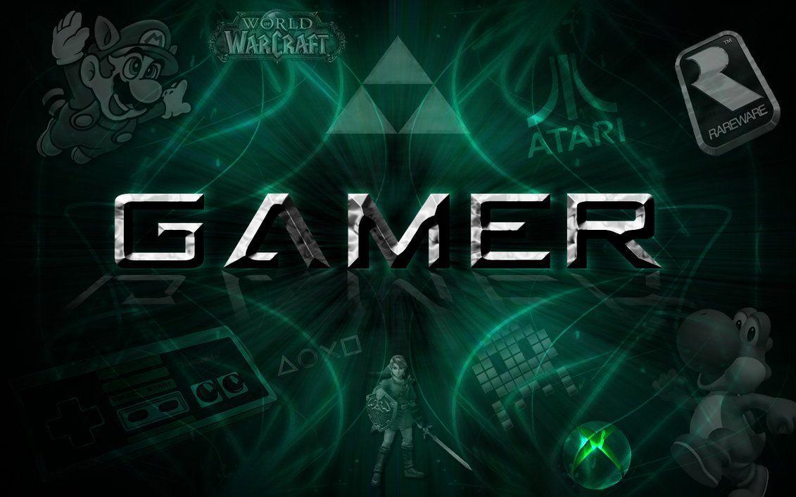 deviantART: More Like GAMER WALLPAPER HD by dory1540
