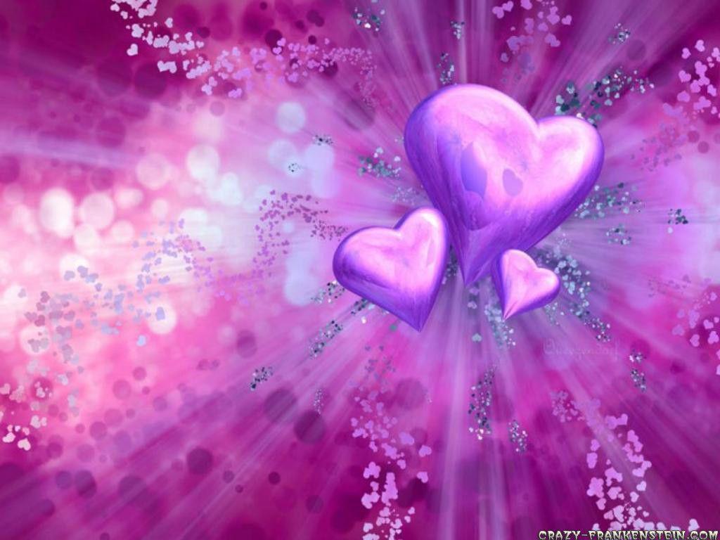 Beautiful purple heart wallpaper, purple heart wallpaper Best 2 ...