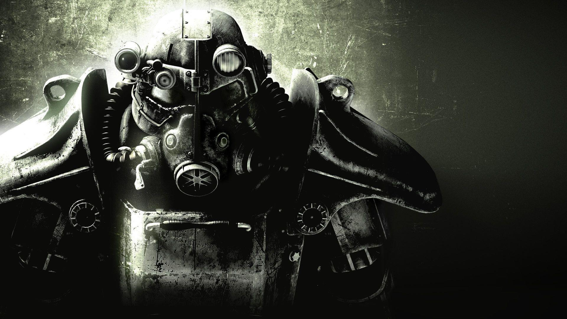 fallout typographic wallpaper by - photo #30