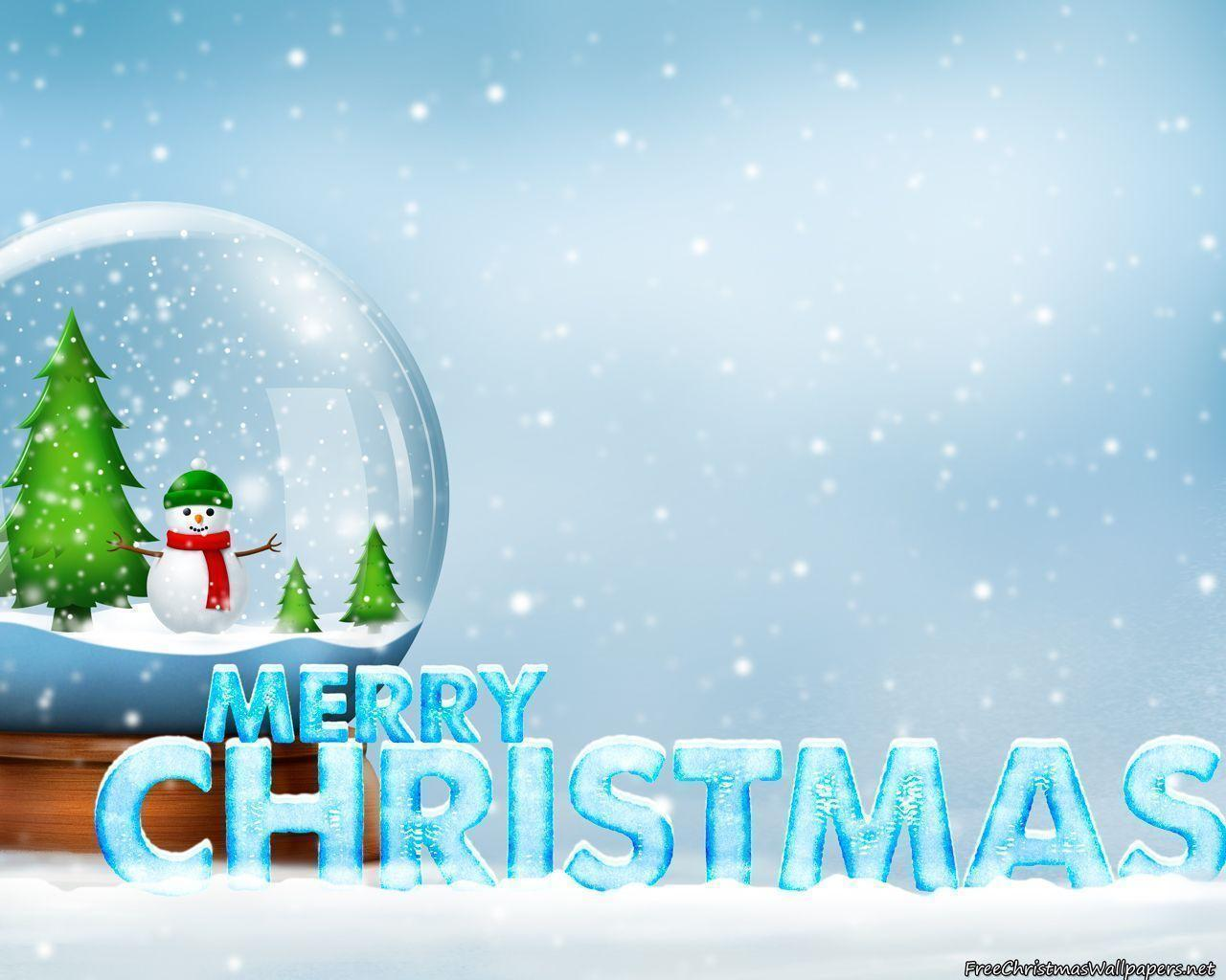 Cute merry christmas wallpaper backgrounds