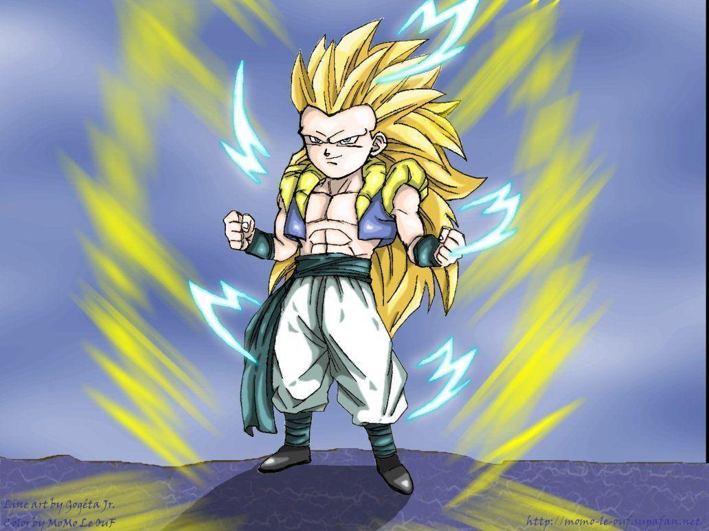 Gotenks Wallpapers Wallpaper