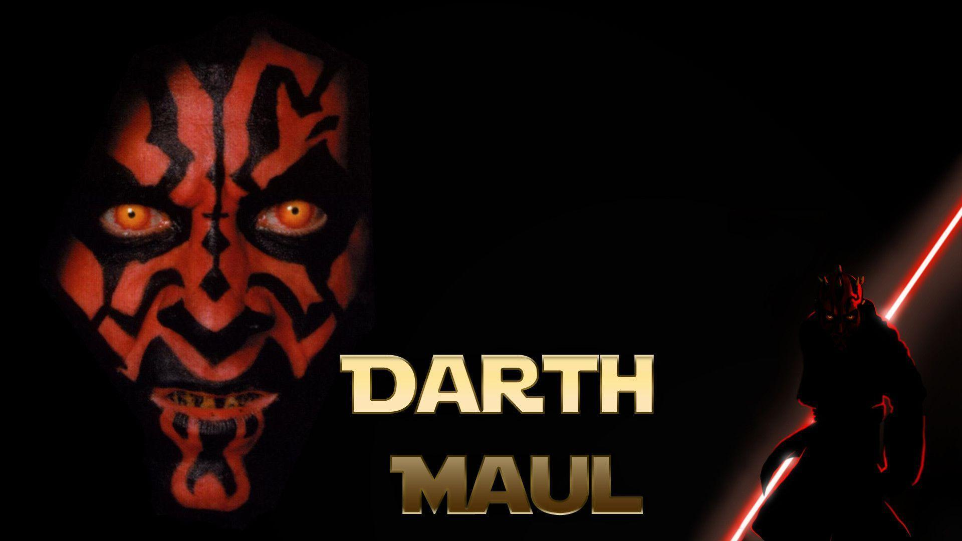 Darth Maul desktop wallpapers