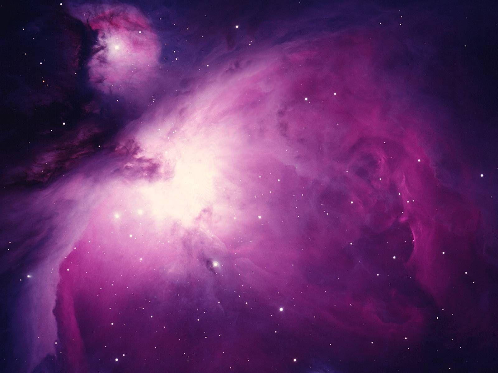 Purple galaxy wallpapers wallpaper cave - Pink space wallpaper ...