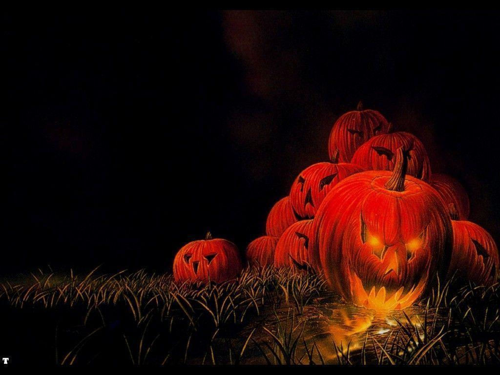 scary halloween wallpapers wallpaper cave
