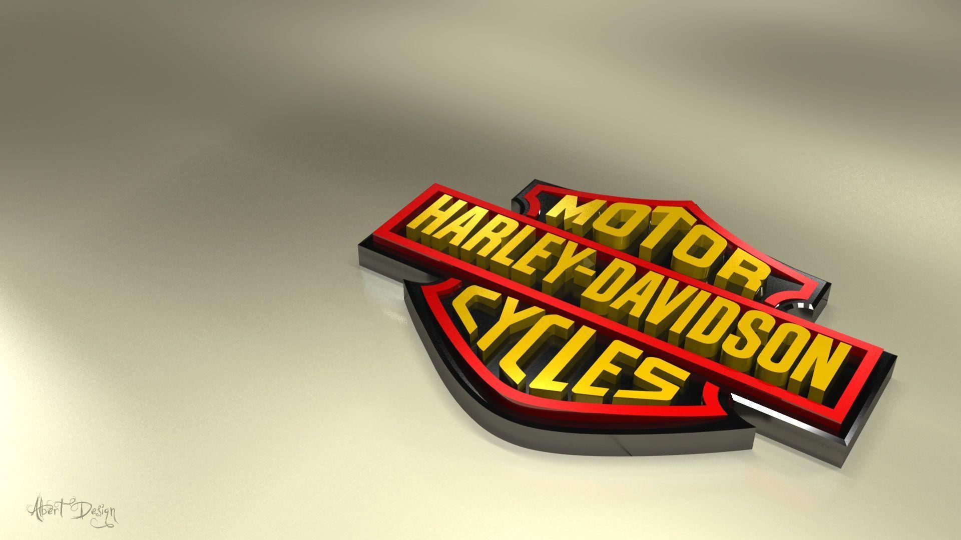 Harley davidson 3d wallpapers wallpaper cave free wallpapers harley davidson 3d logo wallpaper voltagebd Images