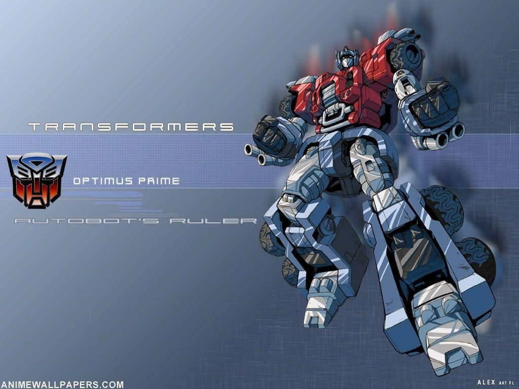 Transformers Optimus Prime Wallpapers - Wallpaper Cave