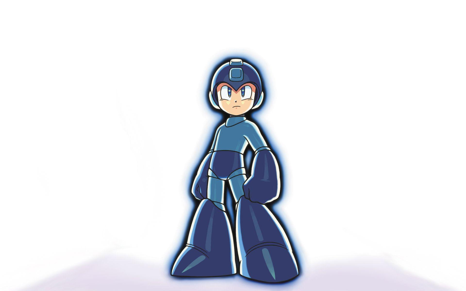 Megaman High Definition Photo