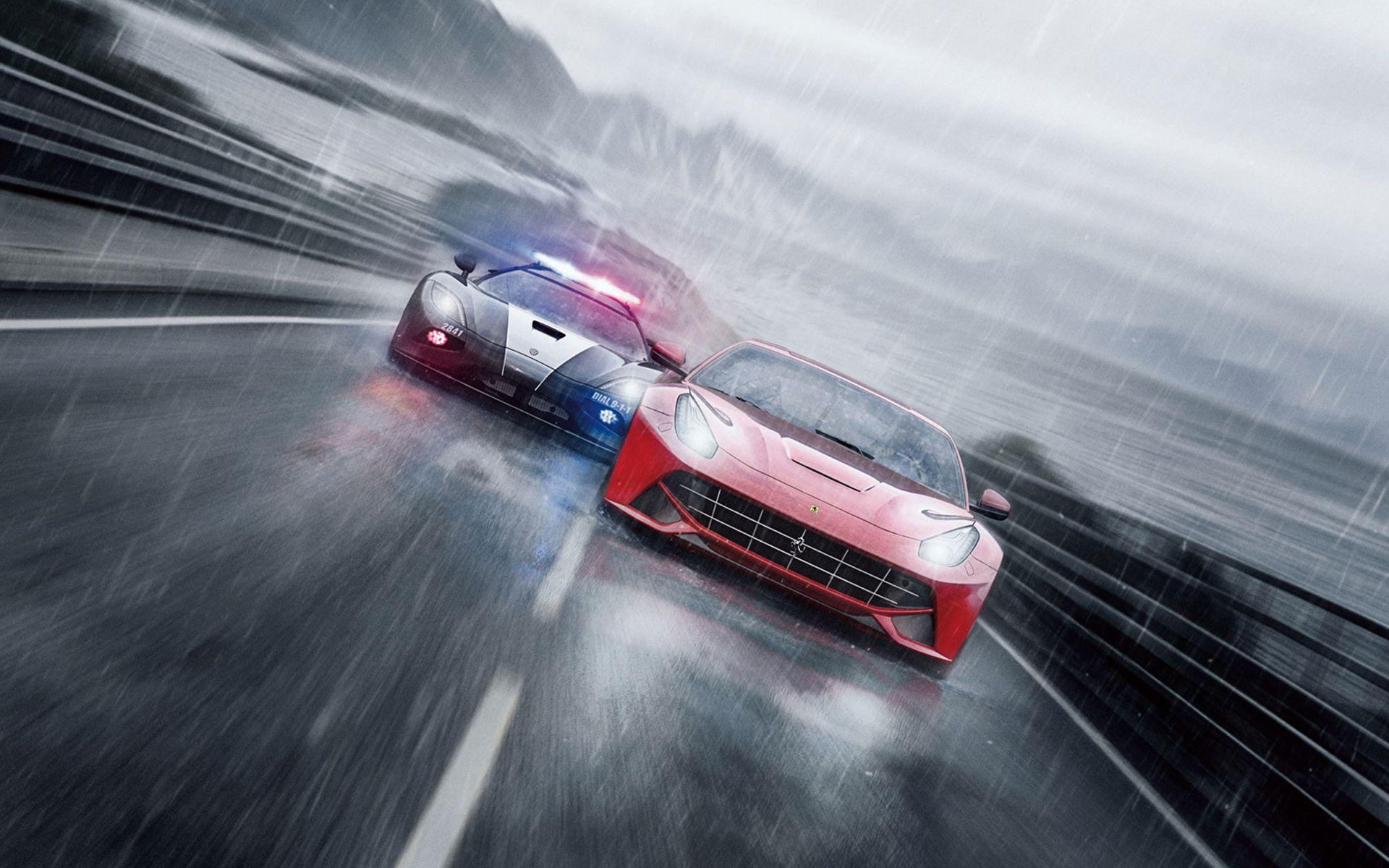 Need for Speed Rivals Game Wallpapers | HD Wallpapers