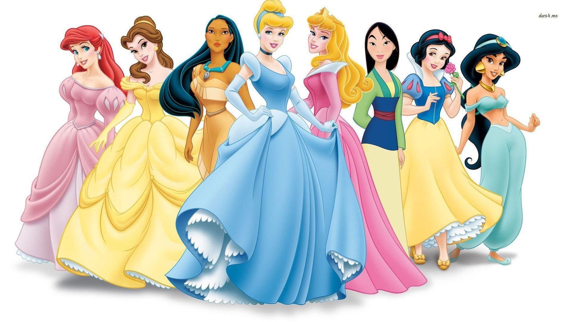 Disney Princess Backgrounds - Wallpaper Cave