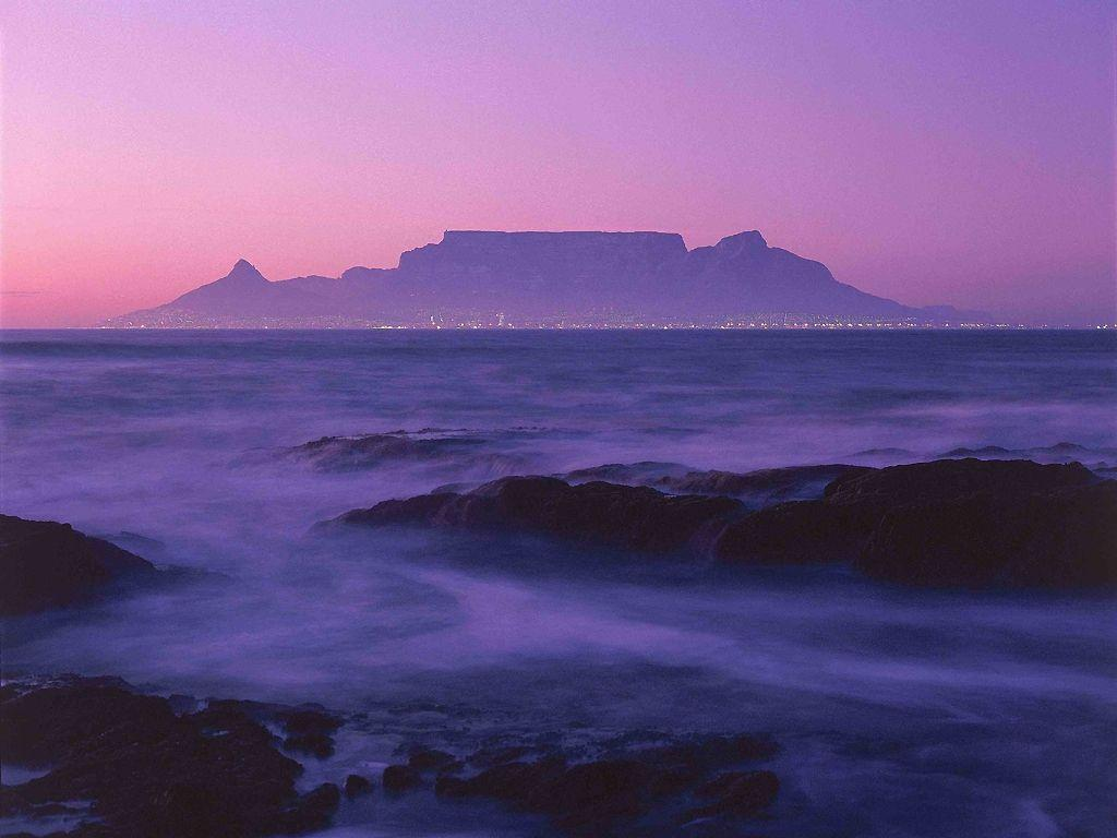 Table Mountain Cape Town ipad wallpaper | Style Favor – Photos ...