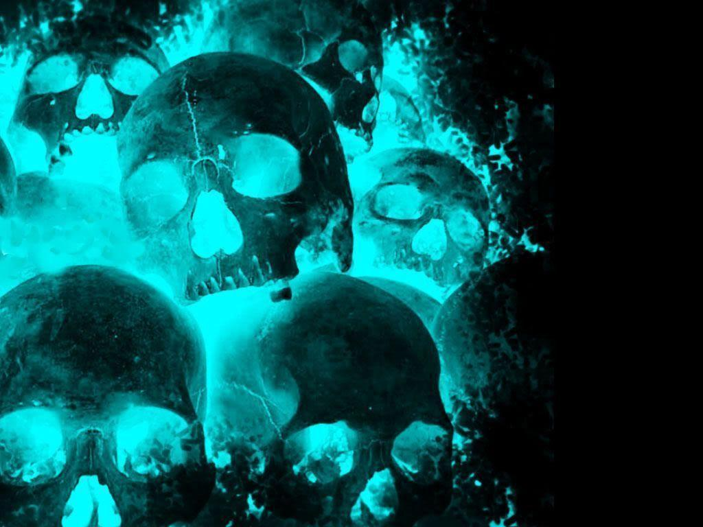 evil demon skulls wallpaper - photo #34