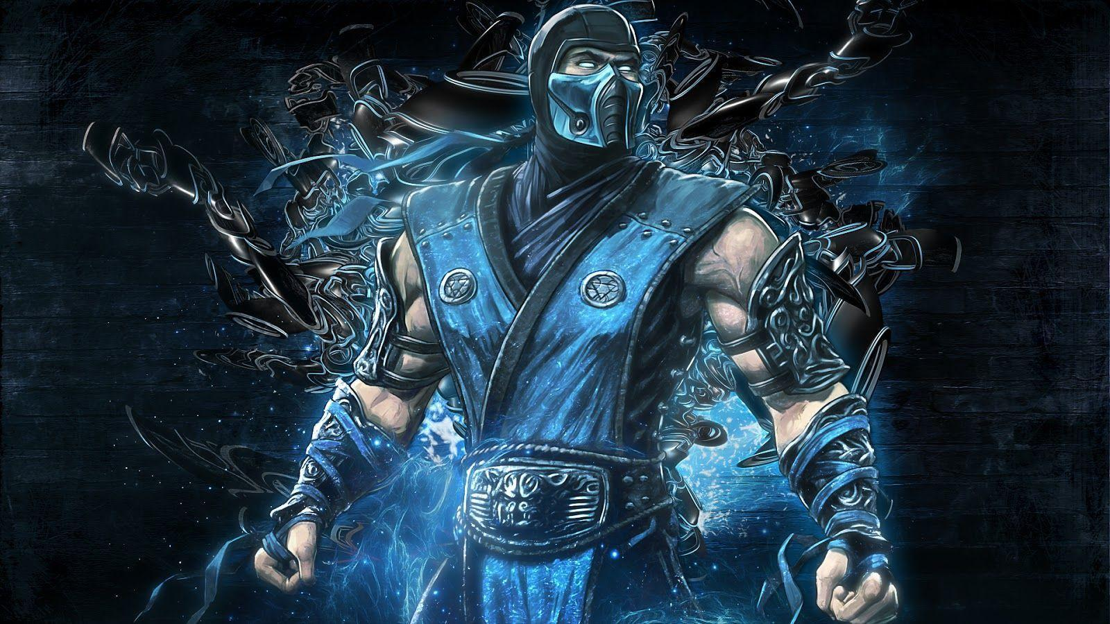 Image For > Mortal Kombat 9 Scorpion Fatality Wallpapers