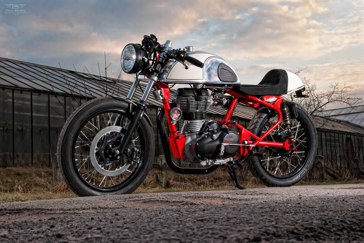 Hd wallpaper royal enfield - Royal Enfield Cafe Racer 6 Photo Image Picture And Wallpaper