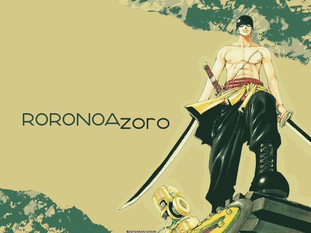 roronoa zoro wallpapers wallpaper cave