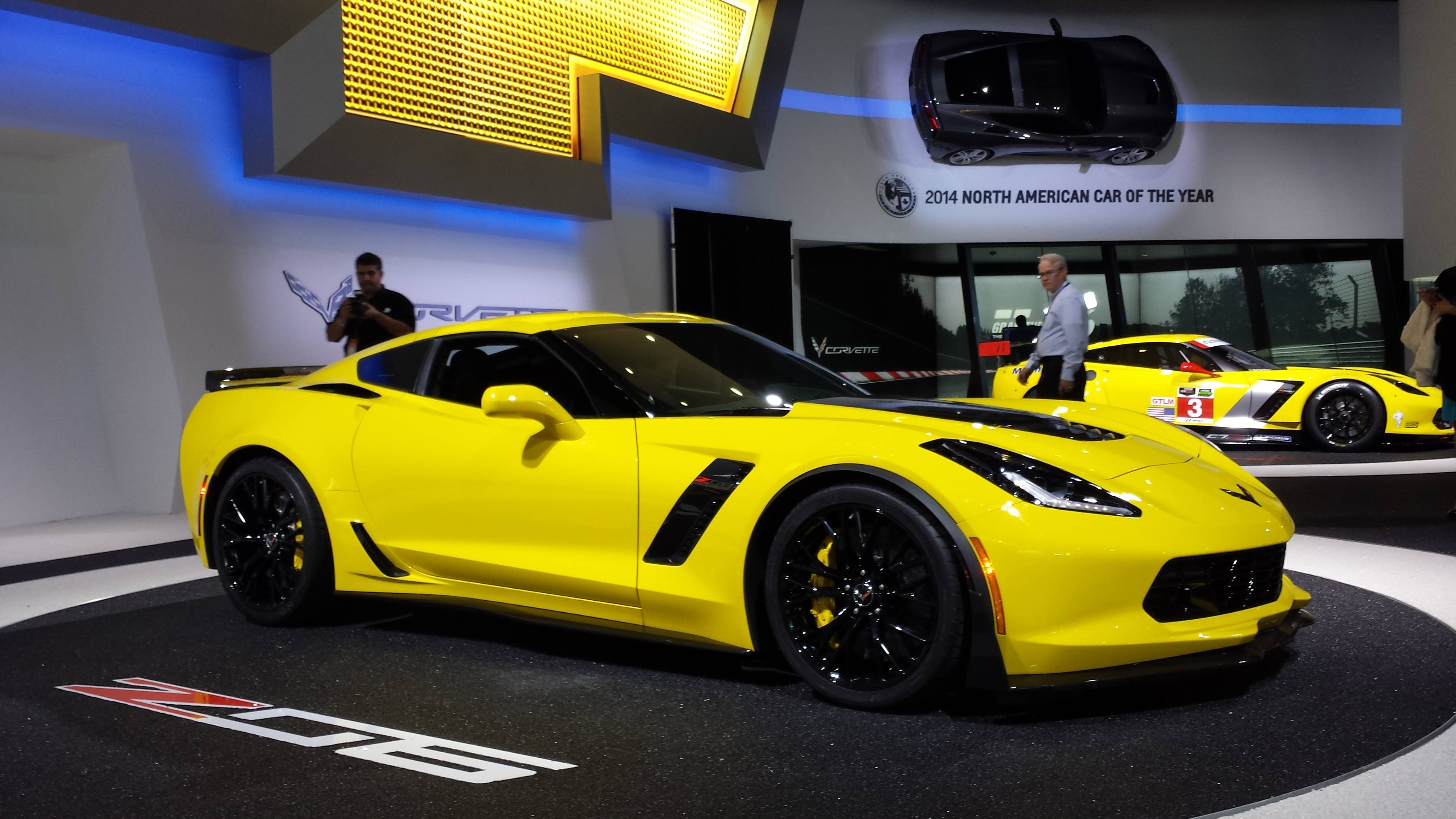 Corvette Stingray 2015 Wallpapers - Wallpaper Cave