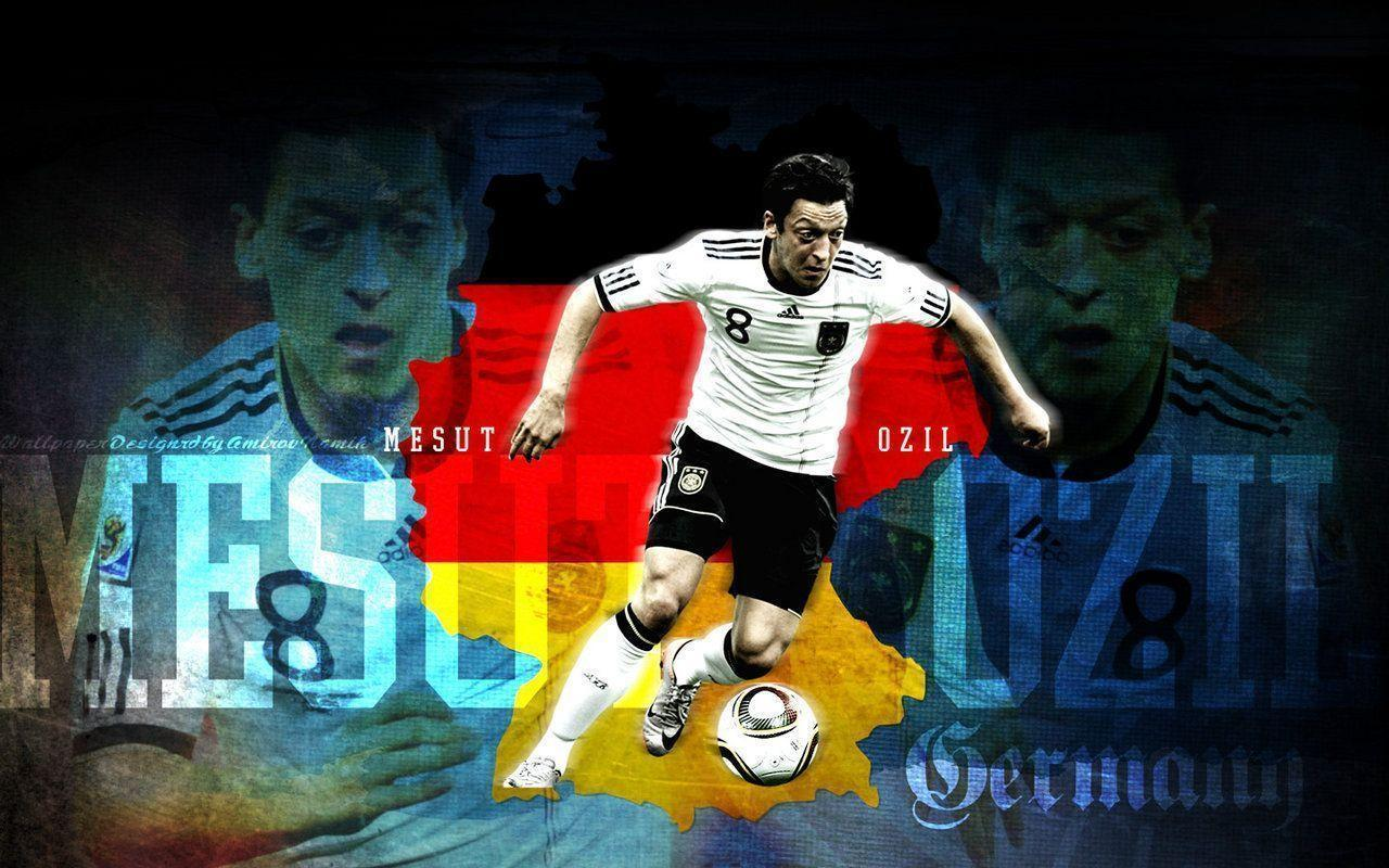 Mesut Ozil Germany PhotosHd Wallpapers