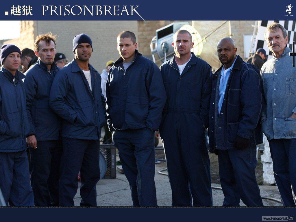 Prison Break Staffel 1 Bs
