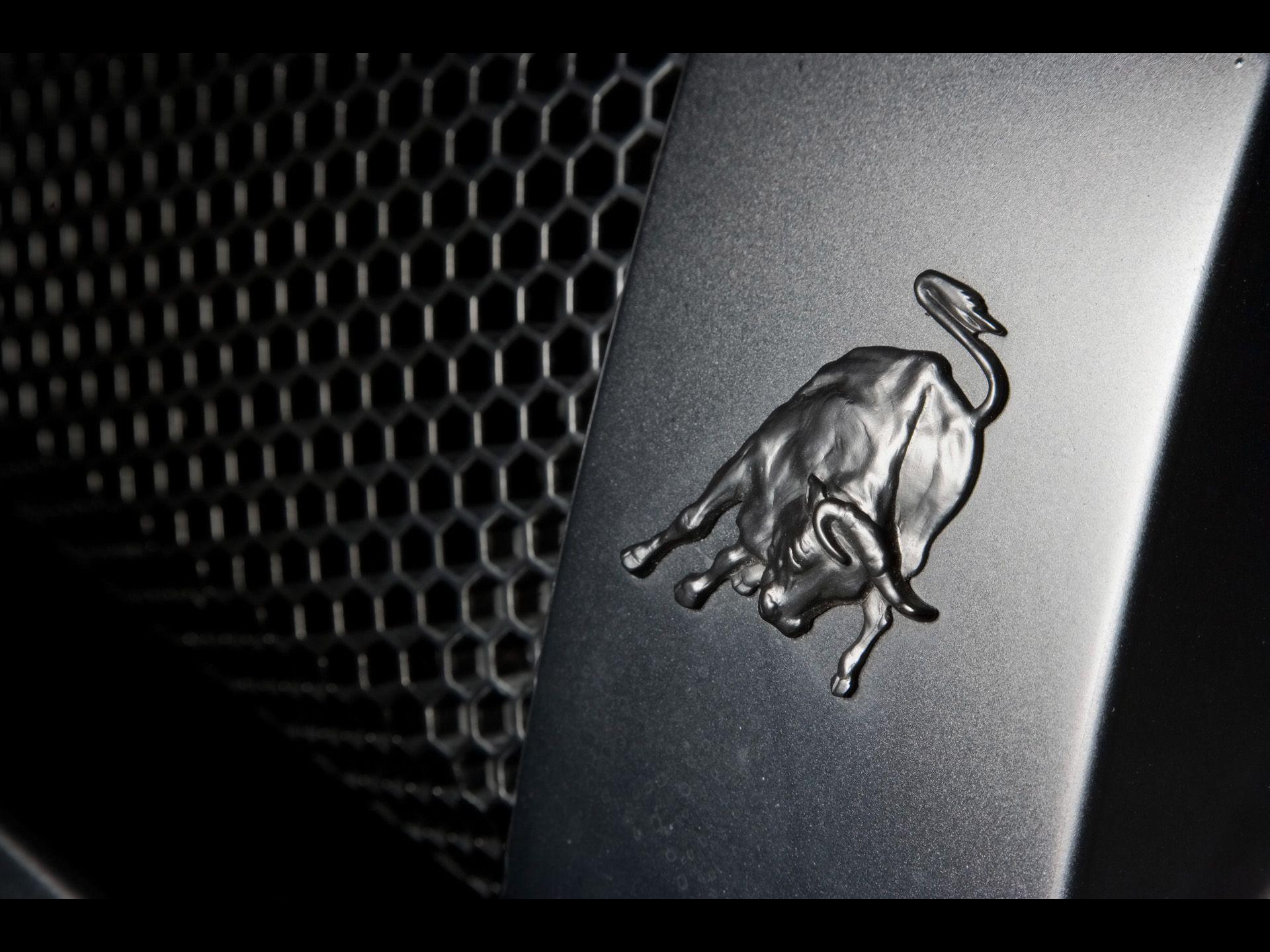 wallpapers for lamborghini bull logo wallpaper - Real Lamborghini Bull