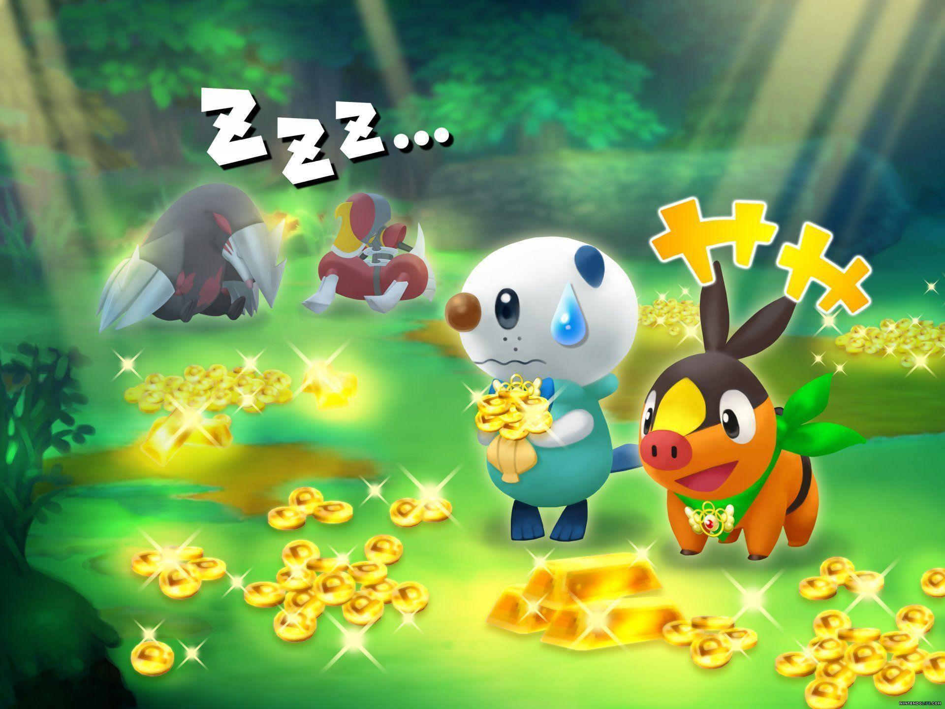 Pokemon Mystery Dungeon Wallpapers