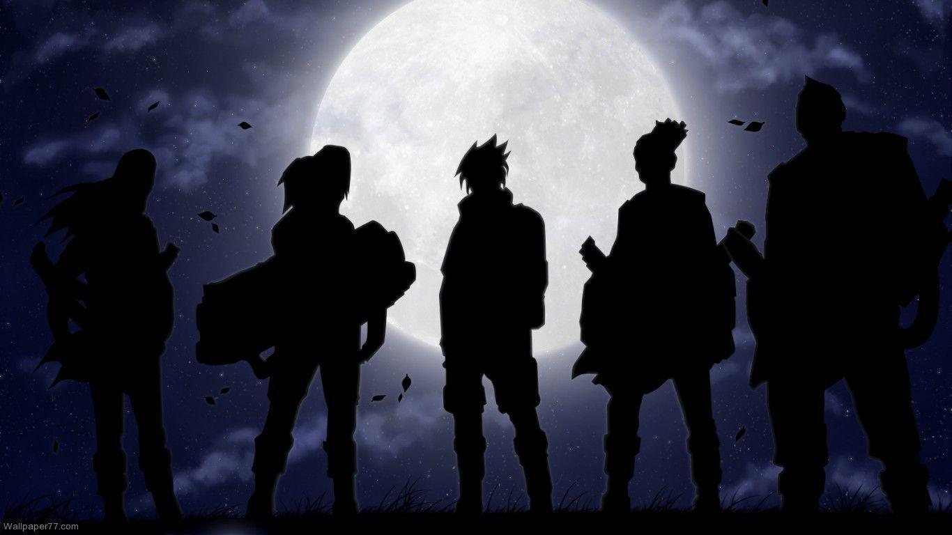 Naruto Team, 1366x768 pixels : Wallpapers tagged Anime Wallpapers