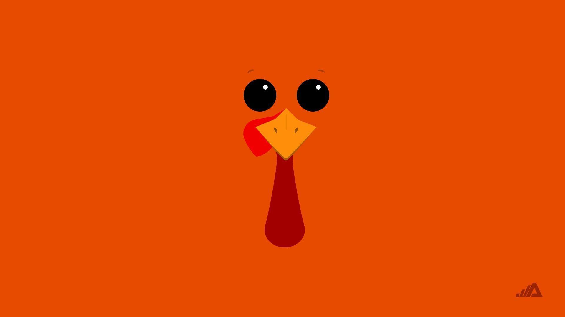 Viewing Album November Thanksgiving Turkey Wallpaper